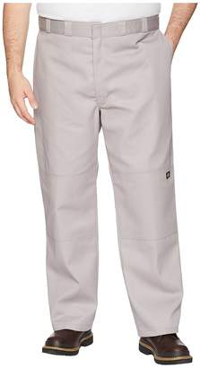 Dickies Double Knee Work Pant Extended Waist Sizes Men's Casual Pants