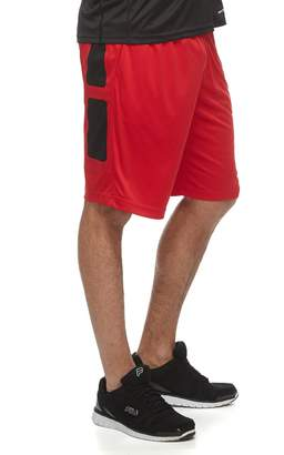 Tek Gear Big & Tall Laser Cut Basketball Shorts