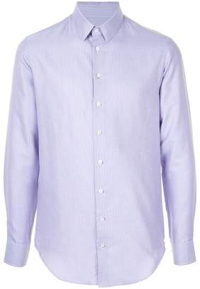 Giorgio Armani small pattern shirt