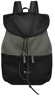 Sherpani Essentials Collection Olive Drawstring Backpack $72.95 thestylecure.com