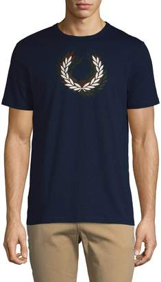 Fred Perry Men's Graphic T-Shirt