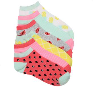 Mix No. 6 Watermelon No Show Socks - 6 Pack - Women's