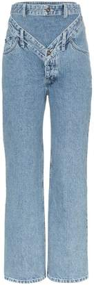 Y/Project double waistband jeans
