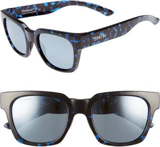 Smith 'Comstock' 52mm Rectangular Sunglasses