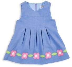 Florence Eiseman Baby Girl's Floral Applique Jumper