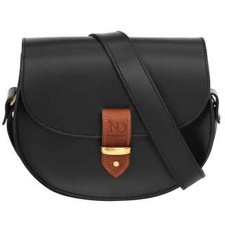 N'Damus London - Victoria Black Cross Body Bag