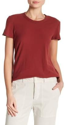 James Perse Sheer Slub Tee