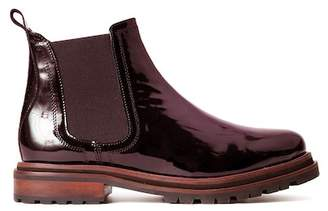 H By Hudson Wistow Patent Leather Boot