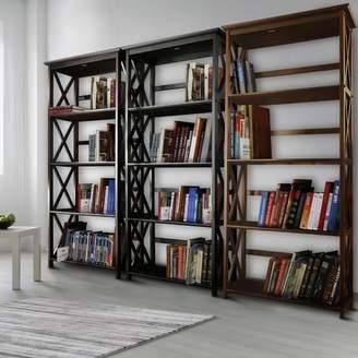 Three Posts Hitz Etagere Bookcase