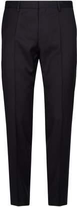 BOSS Gibson Wool Slim-Fit Trousers