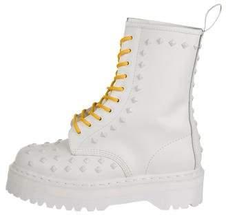 Dr. Martens Leather Embellished Boots