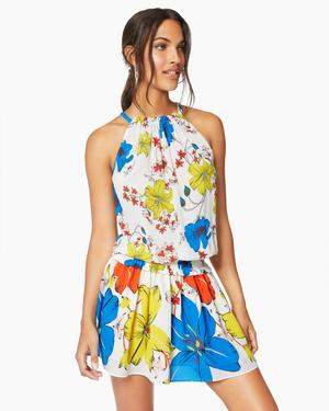 Ramy Brook Printed Holly Dress
