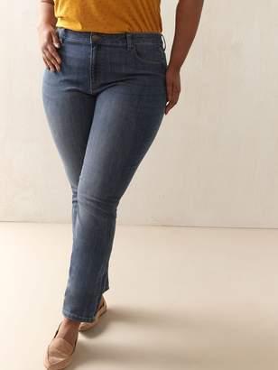 Universal Fit, Straight Leg Blue Jean - d/C JEANS