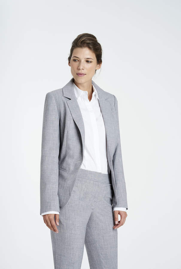 Long Tall Sally Cross Dye Suit Jacket