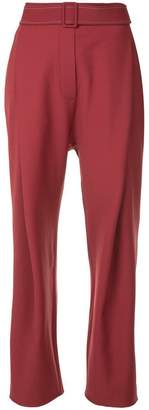 Ellery Kool Aid Manstyle Pleat trousers