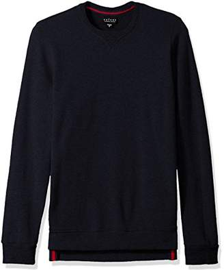 Velvet by Graham & Spencer Men Hearns Jaspe Sherpa Sweater