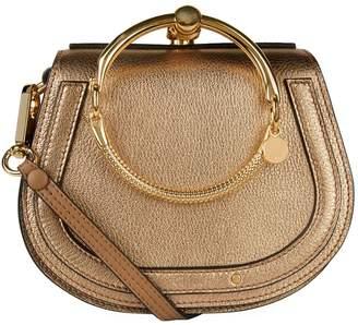 4e2ad1789e Chloé Metallic Leather Bags For Women - ShopStyle UK