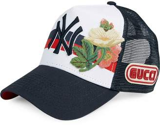Gucci NY YankeesTM patch cap