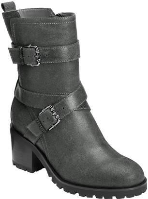 Aerosoles Chunky Heel Boots - Get Set