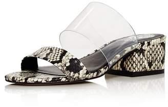 Vince Camuto Women's Caveera Block Heel Sandals