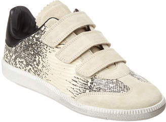 Isabel Marant Bryce Leather Sneaker