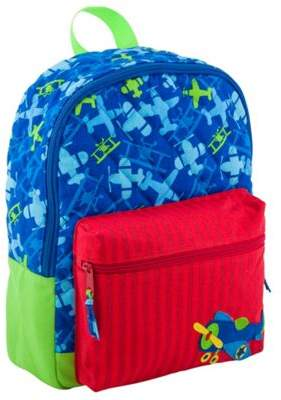 Stephen Joseph Toddler Backpacks, Kids Backpacks, Quilted Toddler Rucksack - Aeroplane