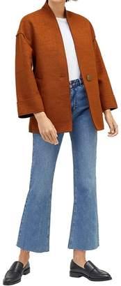Warehouse Short Bonded Coat