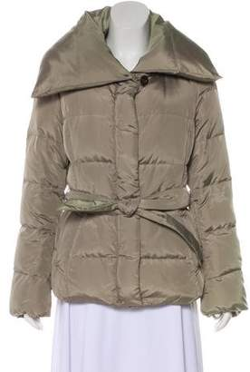 Max Mara Weekend Quilted Puffer Jacket