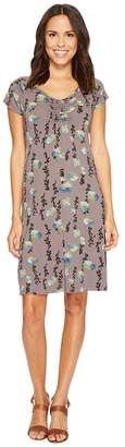 Fresh Produce Floral Vines Emma Dress Women's Dress
