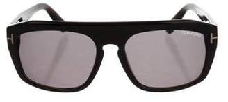 Tom Ford Conrad Square Sunglasses
