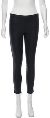 Victoria Beckham Mid-Rise Skinny Pants