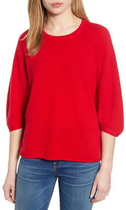 Velvet by Graham & Spencer Wool & Cashmere Sweater