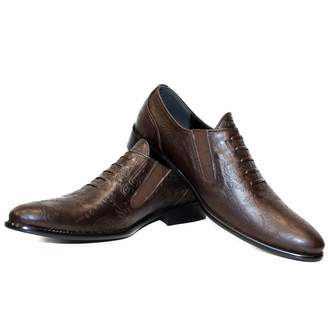 1ddf662a2f4a8 PeppeShoes Modello Lamarko - US 11 - Handmade Italian Leather Mens Color Moccasins  Loafers - Cowhide
