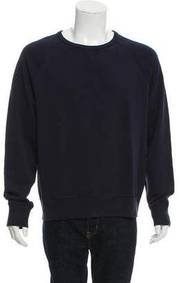 Acne Studios College Crew Neck Sweater