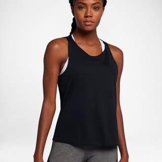 Nike Breathe Reversible Women's Training Tank