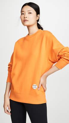 Tory Sport French Terry Oversized Grumps Sweatshirt