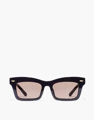 Madewell x Karen Walker Banks Sunglasses