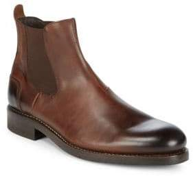 Wolverine Montague Leather Ankle Boots