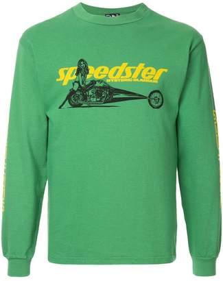 Hysteric Glamour Speedster sweatshirt