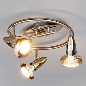 Modernes Deckenrondell Sharleen, R50 LED