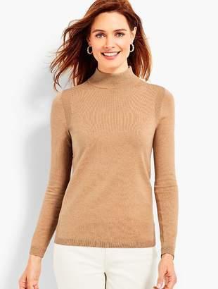 Talbots Mock-Turtleneck Sweater