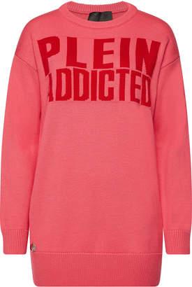 Philipp Plein Wool Pullover