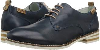 PIKOLINOS Royal W3S-4552 Women's Lace Up Wing Tip Shoes