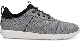 Toms Black Space-Dye Men's Cabrillo Sneakers