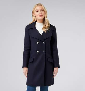 Forever New Sage Petite Coat