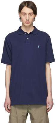 Polo Ralph Lauren Navy Mesh The Iconic Polo