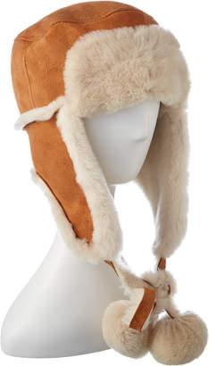 Surell Chestnut Trooper Hat