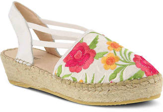 Azura Halemma Espadrille Wedge Sandal - Women's