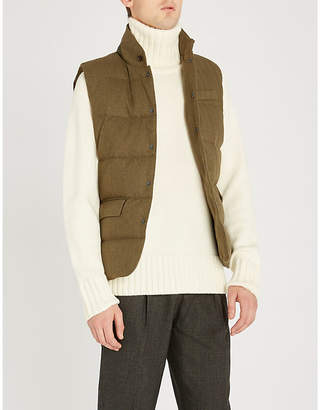 Polo Ralph Lauren Padded wool gilet