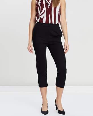 Privilege Crop Trousers